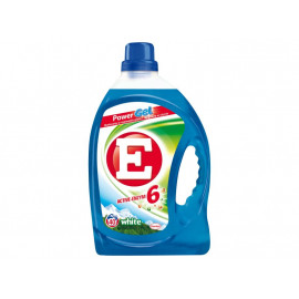 E Active Gel White Żel do prania 2,92 l