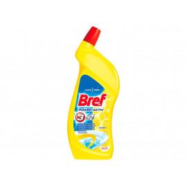 Bref WC Gel Lemon Środek czyszczący do WC 750 ml
