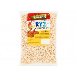 Kukuryku! Ryż chrupiący 50 g
