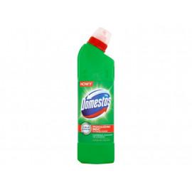 Domestos Przedłużona Moc Pine Fresh Płyn czyszcząco-dezynfekujący 500 ml