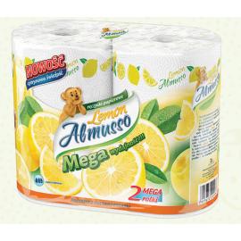 Almusso Ręcznik papierowy lemon 2 szt.