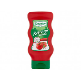 Develey Ketchup łagodny 450 g