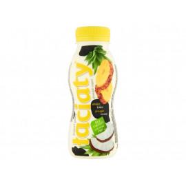 Łaciaty Jogurt pitny ananas kokos bez laktozy 250 ml
