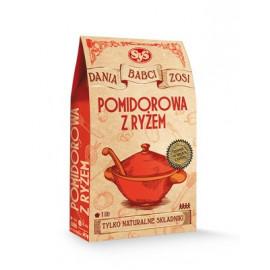 DANIA BABCI ZOSI Pomidorowa z ryżem 95g