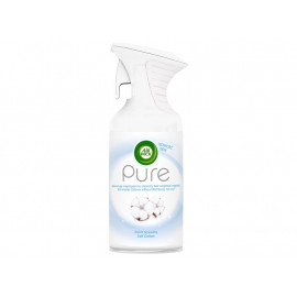 Air Wick Pure Kwiat bawełny Odświeżacz powietrza 250 ml