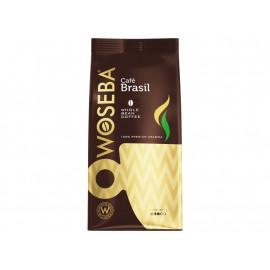 Woseba Café Brasil Kawa palona ziarnista 250 g