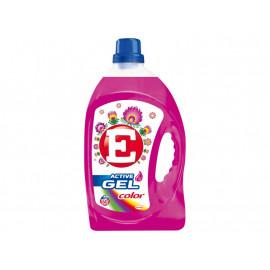 E Active Gel Color Żel do prania 4,38 l (60 prań)