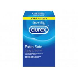 Durex Extra Safe Prezerwatywy 18 sztuk