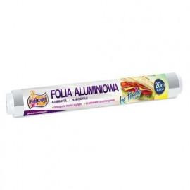 Perfekcyjna poleca Folia aluminiowa 20m