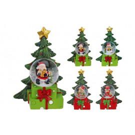 KOOPMAN  Kula wodna z motywem świątecznym