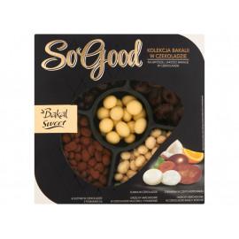 Bakal Sweet So Good Kolekcja bakalii w czekoladzie 370 g