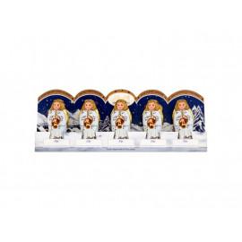Lindt Mini aniołki z mlecznej czekolady 50 g (5 sztuk)