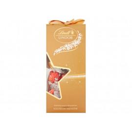 Lindt Lindor Pralinki z czekolady mlecznej białej i gorzkiej z nadzieniem 225 g