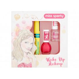 Miss Sporty Wake Up Makeup Zestaw kosmetyków
