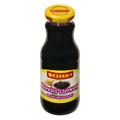 ORZECH Barszcz czerwony koncentrat 250ml