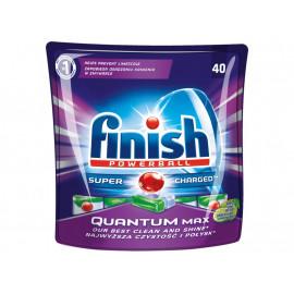Finish Quantum Max Jabłko Tabletki do zmywarki 620 g (40 sztuk)