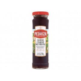 La Pedriza Oliwki czarne bez pestki 150 g