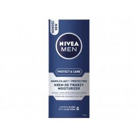 NIVEA MEN Protect & Care Krem do twarzy nawilżający 75 ml