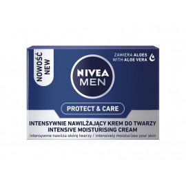 NIVEA MEN Protect & Care Krem do twarzy intensywnie nawilżający 50 ml