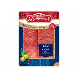 Balcerzak i Spółka Salami 2 smaki 100 g