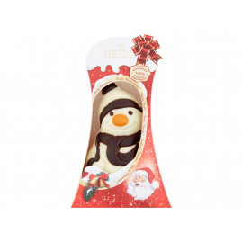 Heidi Bałwanek Figurka z czekolady białej i gorzkiej 70 g