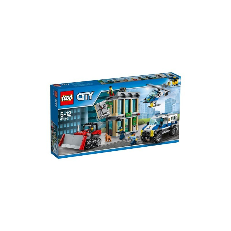 lego city 60140 w amanie buldo erem c h e leclerc turystyczna. Black Bedroom Furniture Sets. Home Design Ideas