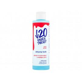 Under Twenty Anti Acne Aktywny tonik głęboko oczyszczający i zwężający pory 200 ml