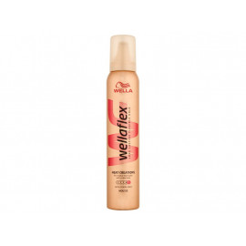 Wella Wellaflex Heat Creations Ultra Strong Hold Pianka do włosów 200 ml