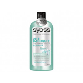 Syoss Anti-Dandruff Platin Control 100 Anti-Grease Szampon 500 ml