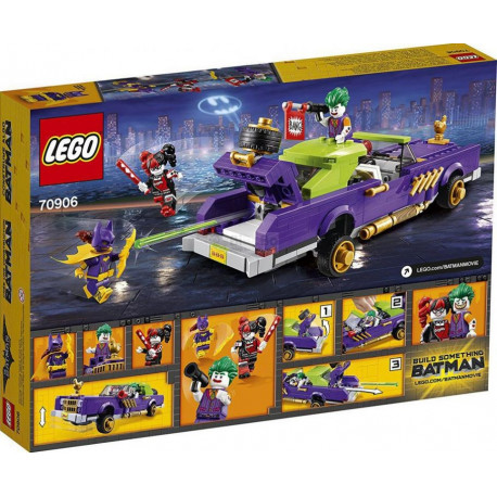 LEGO Batman 70906 Lowrider Jokera