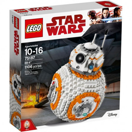 LEGO 75187 CONFIDENTIAL- BRICK BUILD