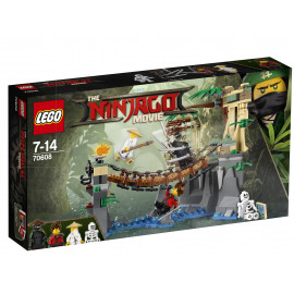LEGO NINJAGO 70608 UPADEK MISTRZA