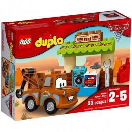 LEGO DUPLO 10856 Szopa Złomka