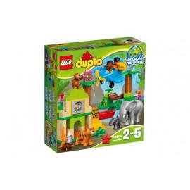 Klocki LEGO DUPLO Dżungla 10804