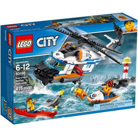lego city 60166 helikopter ratunkowy do zada specjalnych c h e leclerc turystyczna. Black Bedroom Furniture Sets. Home Design Ideas