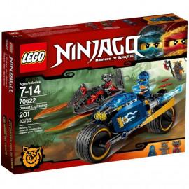 LEGO Ninjago 70622 Pustynna Błyskawica