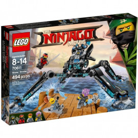 Klocki Lego Ninjago  Movie Nartnik