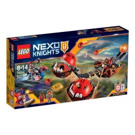 Lego Nexo Knights Rydwan Władcy Bestii