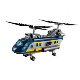 Klocki Lego City Helikopter badaczy