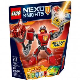 LEGO Nexo Knights 70363 Zbroja Macy