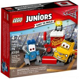 LEGO Juniors 10732 Punkt serwisowy Giudo i Luigiego