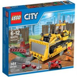 Klocki LEGO City Buldożer