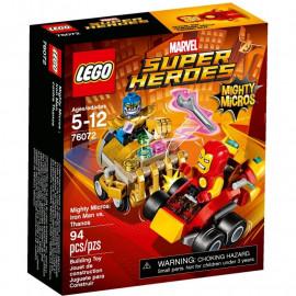 LEGO Super Heroes 76072 Iron Man kontra Thanos