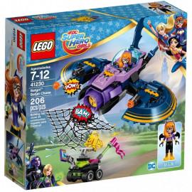 Klocki LEGO DC Super Hero Girls 41230 Batgirl i pościg Batjetem
