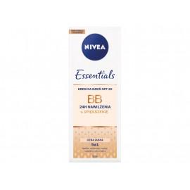 NIVEA BB Essentials Krem na dzień SPF 20 cera jasna 50 ml