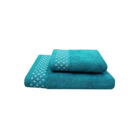 Texpol Ręcznik Diamond 50X90Cm Morski