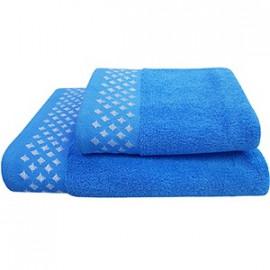 Texpol Ręcznik Diamond 50X90Cm Jeans