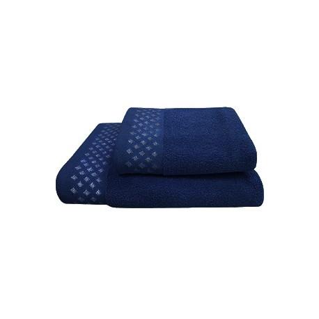 Texpol Ręcznik Diamond 50X90Cm Granat