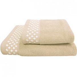 Texpol Ręcznik Diamond 50X90Cm Ecru