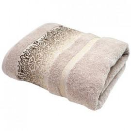 Texpol Ręcznik Arabesca 70X140Cm Latte